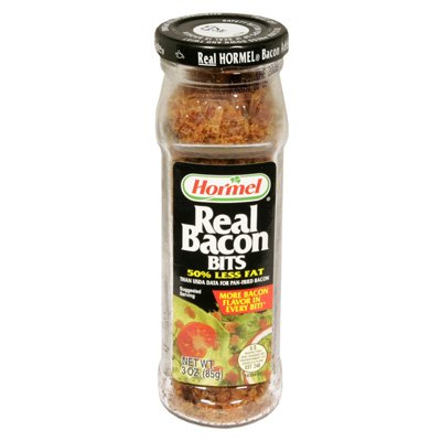 Hormel, Real Bacon Toppings, 3oz Bottle (Pack of 3) (Bits)