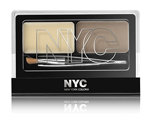NYC Browser Eyebrow Kit BRUNETTE 876