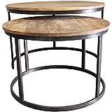 Designe Gallerie D191-259 Bethany Nesting Table