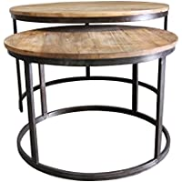 Designe Gallerie D191-259 Bethany Nesting Table