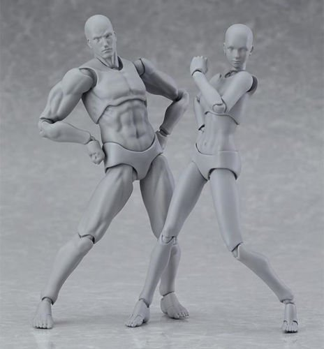 Figure Ferrite Action Play Arts Kai Anime Model Drawing Figm
