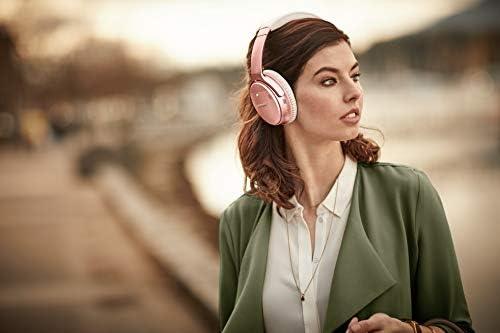 Bose QuietComfort 35 II Wireless Bluetooth Headphones NoiseCancelling with Alexa voice control