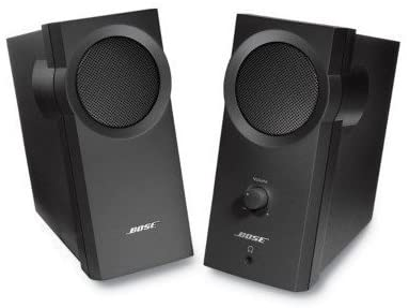 Bose Companion 9 Series I Multimedia Speaker System (Black)