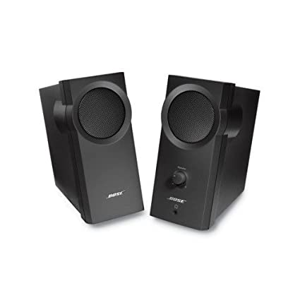 Image Unavailable. Image not available for. Color  Bose Companion 2 Series  I Multimedia Speaker System ... c49d768e56dd0