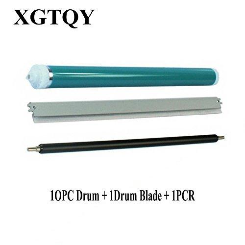 - XGTQY NPG-59/C-EXV42 OPC Drum + Charge Roller PCR + Blade for Canon IR2002/2002L/2202/2202L/2202N/2202DN Printer Cartridge