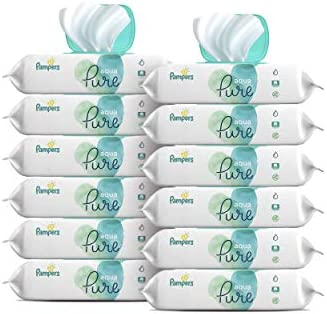 Pampers Pop Top Sensitive Hypoallergenic Unscented product image