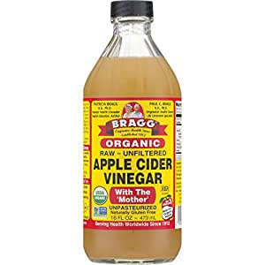 Amazon.com : Bragg Organic Raw Unfiltered Apple Cider