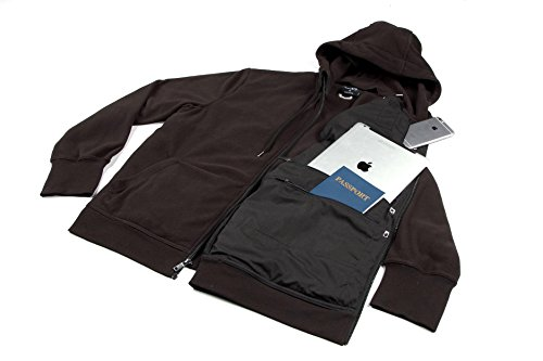 SCOTTeVEST Hoodie Microfleece - 19 Pockets - Small by SCOTTeVEST (Image #4)