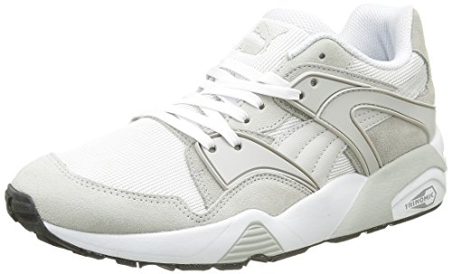 Grigio Basse Blaze Gris Glacier White Gray Sneaker Puma Classic Adulto Unisex WH4qw1xacU