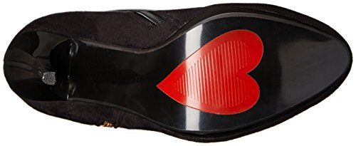 Luichiny Womens Party Town Snow Boot Black G5zm9