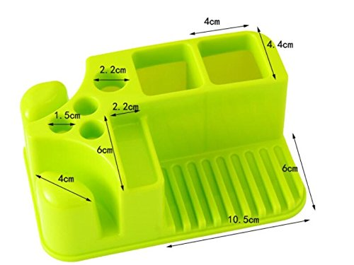 Hezon Multi-Function Rectangular Wash Rack_Green EASY TO USE by Hezon