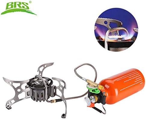 DETECH Portable Sac /À Dos Br/ûleurs Po/êle Multi Fuel Stoves Camping Cuisine en Plein Air Pique-Nique Stove Set Huile Gaz Fournaise