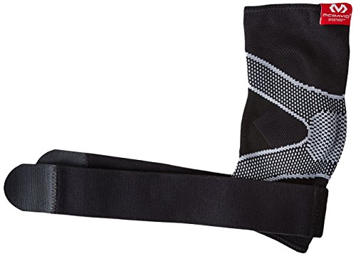 McDavid 4 Way Elastic Ankle Sleeve with Figure 8 Straps