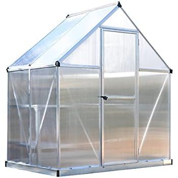 Amazon.com : Palram Nature Series Hybrid Hobby Greenhouse
