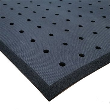Cactus Mat 2200R-C3H Black Cloud Runner by Cactus Mat