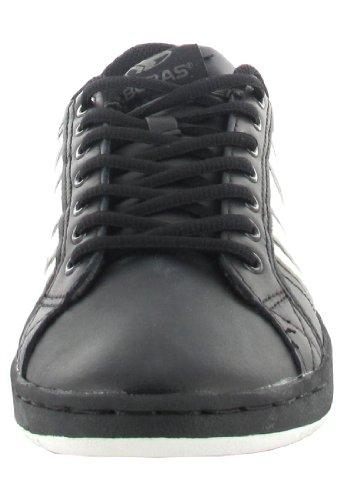 Boras - Smash Sneaker Gr .42 / Schwarz, Herrenschuh, Freizeitschuh