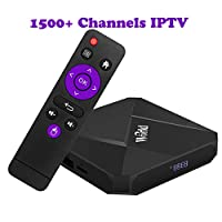 Brazil Arabic IPTV 1500+ Global Channels Receiver Lifetime Subscription Including American European Asian Sports Movies Live Programs