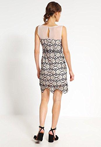Topshop Petite Freizeitkleid Kleid Damen Größe 36 Multi A4sAVUJEpV ...