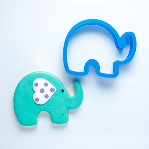 Elephant Cookie Cutter - Mini Cookie Cutter