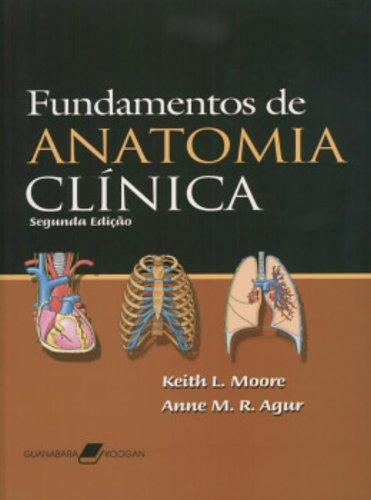 Fundamentos De Anatomia Clínica Em Portuguese do Brasil: Amazon.es ...
