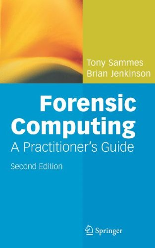 Price comparison product image Forensic Computing (Practitioner)