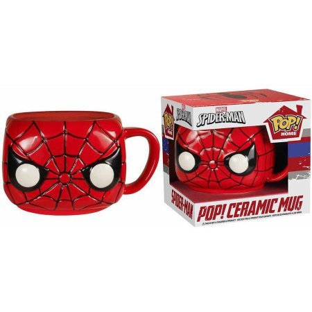 Funko 5747 POP Home Marvel Spider-Man Mug