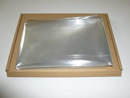 5 m x 80 cm (plegado) de celofán para envolver transparente. De florista/diseño de ramo de/Regalo/cestas