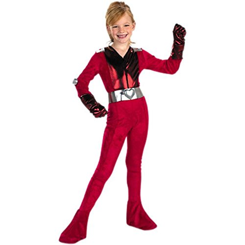 Spy Kid Halloween Costumes (Child's Totally Spies Clover Halloween Costume (Size: Small 4-6))