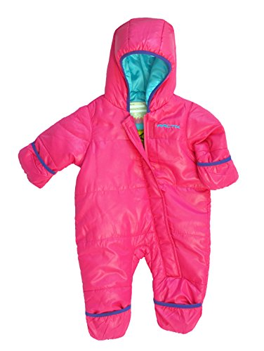 Arctix Infant Snow Bunting Suit, Fuchsia, 18/24 Months -