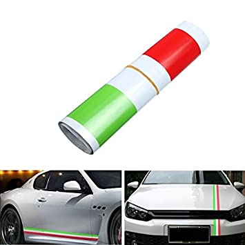 Exterior Accessories - Decals Stickers Window Decal Racing Stripes ...