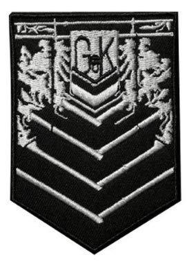 Girls' Frontline Griffin Kryuger Military Hook Loop Tactics Morale Embroidered ()