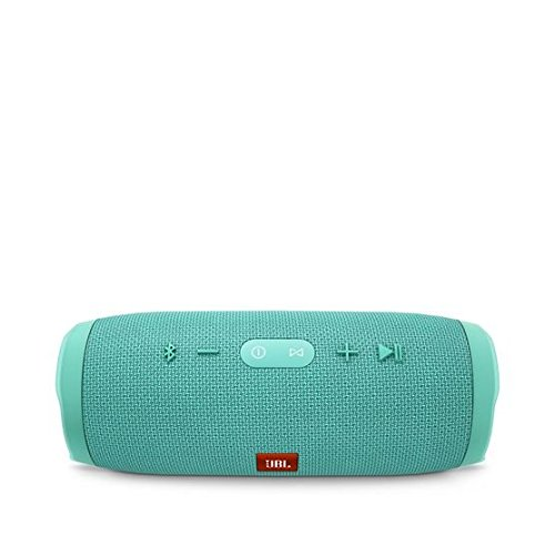 JBL Charge 3 Waterproof Portable Bluetooth Speaker (Teal) by JBL