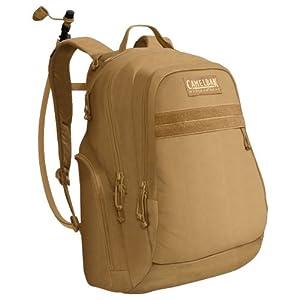 Camelbak Adult Urban Transport Hydration Backpack, Tan, Large