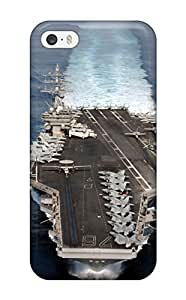 Faddish Phone Aircraft Carrier Case For Iphone 5/5s / Perfect Case Cover