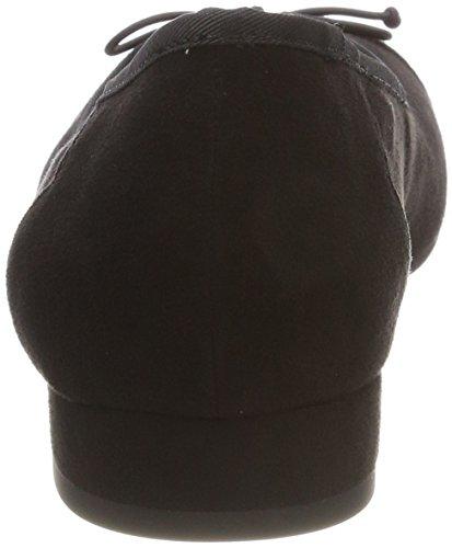 22100 Suede Scarpe Donna Con Nero Tacco Tamaris black 8xqZBndq0