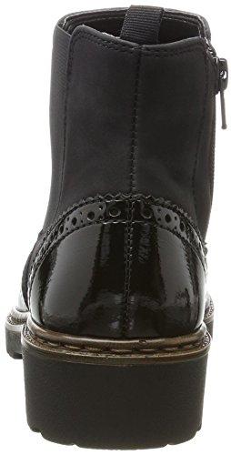Jenny Dame Portland St Chelsea Boots Black (zwart)