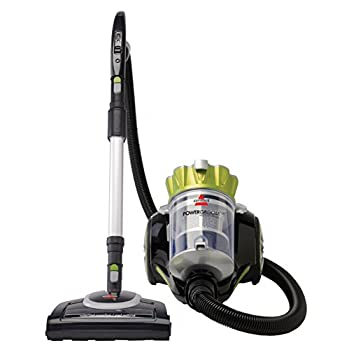 Image of Bissell Powergroom Multicyclonic Bagless Canister Vacuum - Corded - 1654 Home and Kitchen