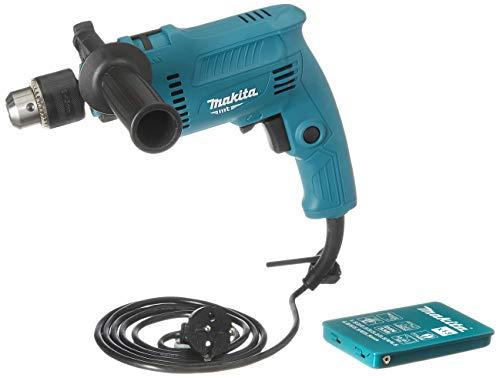 Makita M0801BX2 16mm Heavy Duty Hammer Drill Machine Free Thakita 13 pcs metal drill bit set 1