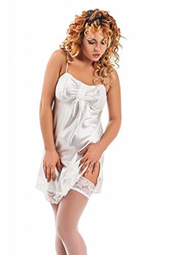 Nine X - Salto de cama - para mujer blanco
