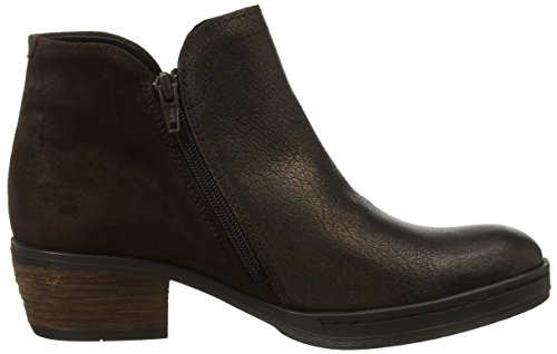 Femme 001 Pour Expresso Marron Bronze Bottines Fly Cled339fly London nzPxn