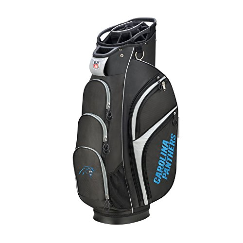 Wilson 2018 NFL Golf Cart Bag, Carolina ()