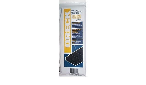 Oreck Olor de absorción Plus Filtro Pro Escudo de Mesa purificador ...