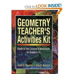 Geometry Teacher's Activities Kit -