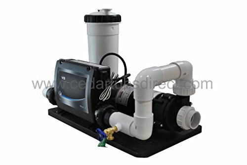 Northern Lights Group Balboa Spa System - 1.5 HP Pump, 5.5 Kw Heater, 50 ft (Balboa System)
