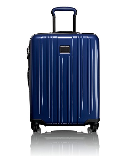 Tumi V3 Continental Expandable Carry On  Pacific Blue