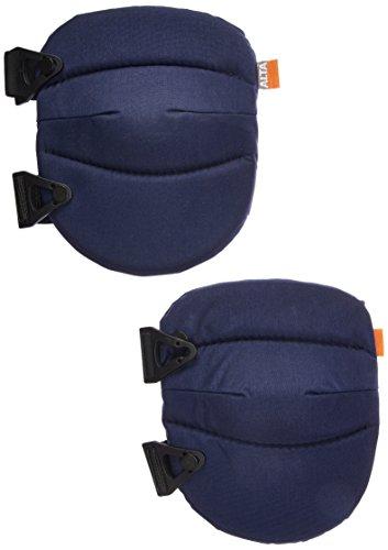 ALTA 50703 AltaSOFT Knee Protector Pad, Navy Cordura Nylon Fabric, AltaLOK Fastening, Capless