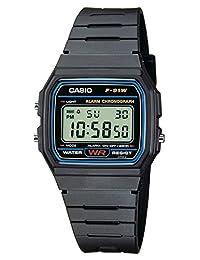 Unisex Watches Casio CASIO Collection Retro F-91W-1YER