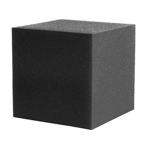 Auralex 12CUBECHA 12 CornerFill Cube; 2- 12x12x12 Pieces in Charcoal