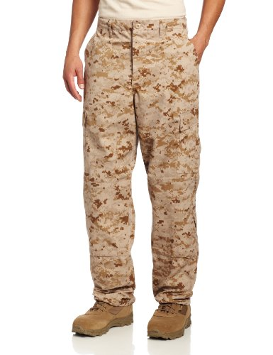 Propper Men's 65P/35C ACU Trouser, Desert Digital, Large Regular