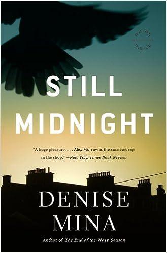 Still Midnight (Alex Morrow Book 1)